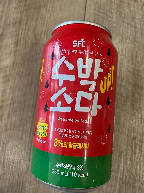 Korean Watermelon Sparkling