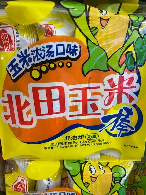 Corn Roll Seaweed Flav北田玉米卷玉米浓汤