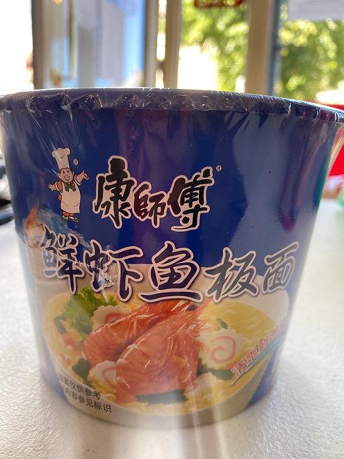 KSF Instant Seafood Bowl Noodle