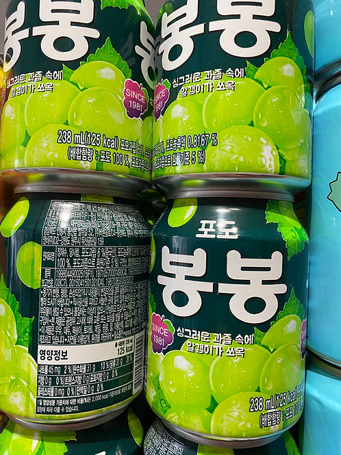 Korean Grape Juice