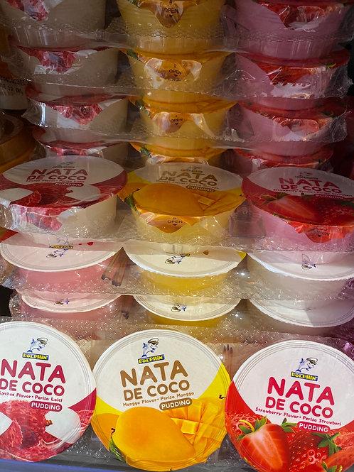 Nata De Coco Fruit Padding