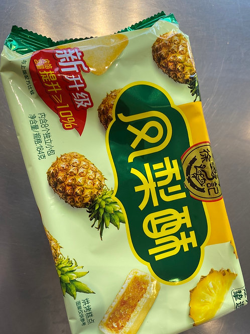 XFJ Pineapple Biscuit 徐福记凤梨酥