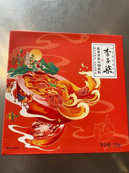 Liziqi Tomato Soup Base For Hot Pot 李子柒此番浓火锅底料