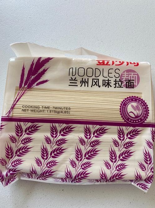 JSH Lanzhou Noodle 4LB兰州拉面