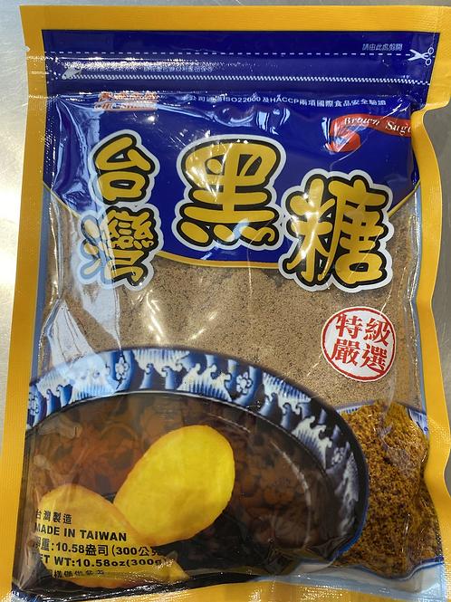 Chi Sheng Taiwan Brown Sugar 台湾黑糖300g