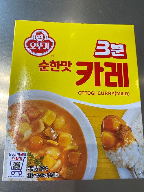 Ottogi Curry Mild 200g