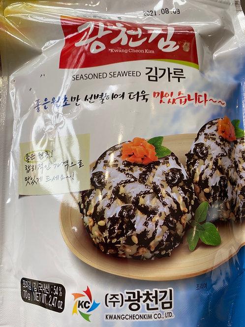 Kwangcheon Sprinkle Topping Seasoned Sweed 70g
