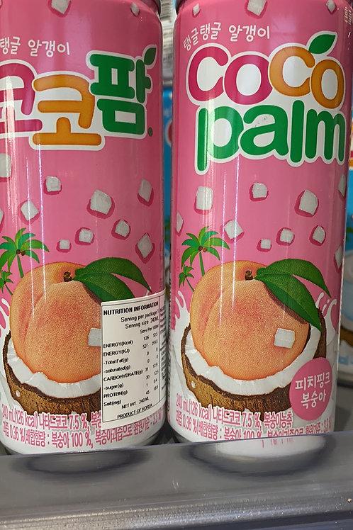 Haitai Cocopalm Peach 桃子味