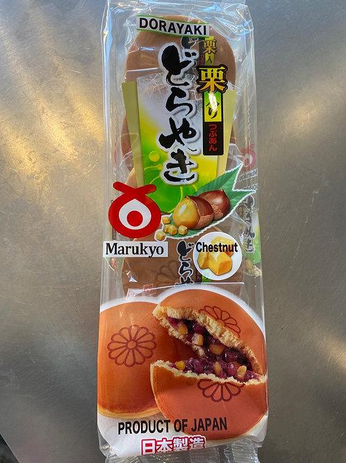 Marukyo Chestnut Dorayaki 日本栗子铜锣烧