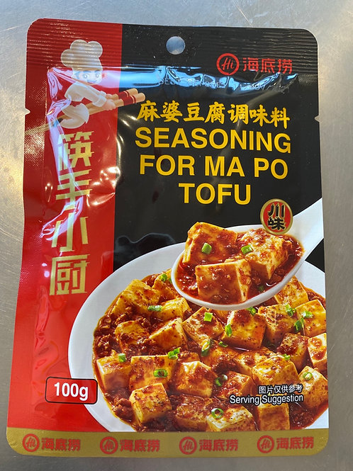 HDL Seasoning For Ma Po Tofu 海底捞麻婆豆腐调料100g