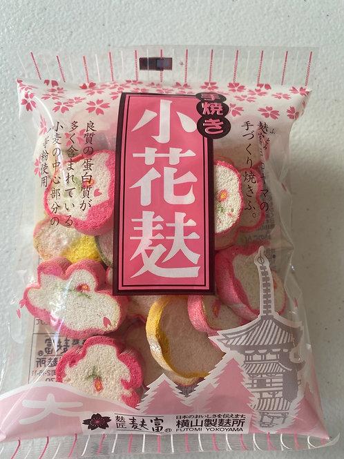 Yokohama Seifujo Flower Patterned Gluten Curd