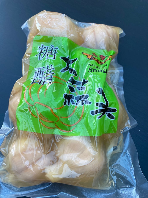 Preserved Garlic