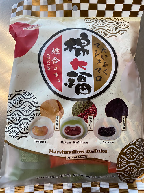 RF Mixed Marshmallow Daifuku 皇族综合棉大福