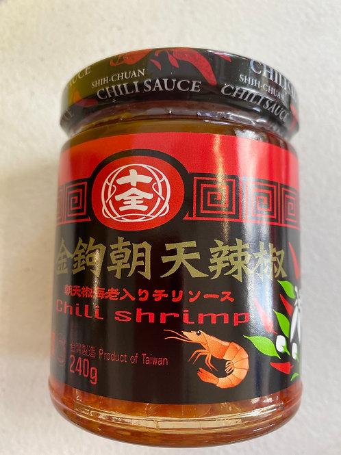 EF Chilli Shirmp Sauce