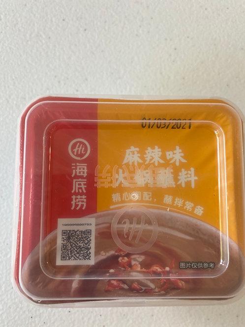 HDL Hot Pot Dips 海底捞蘸酱麻辣