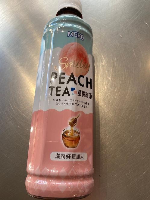 Meko Peach Tea 蜜桃红茶