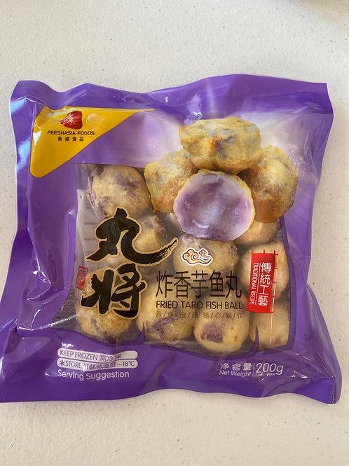 Freshasia Fried Taro Fish Ball 200g