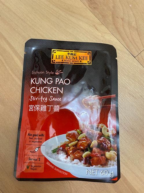 LKK Kung Pao Chicken Stir-Fry Sauce宫保鸡丁酱