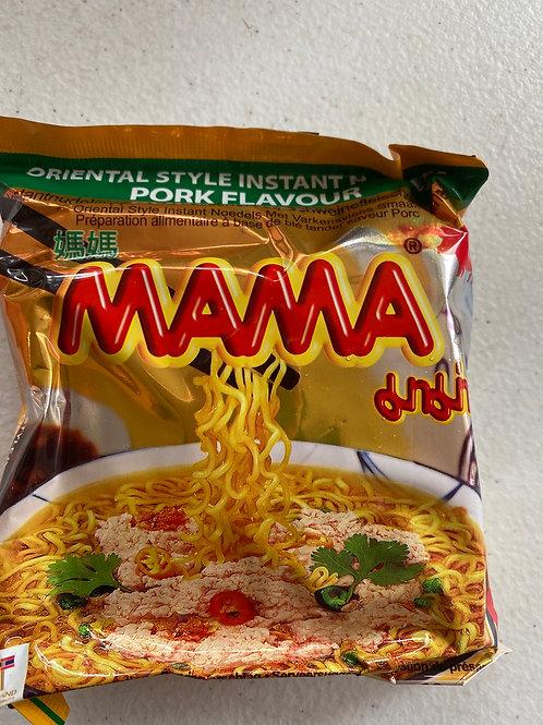 Mama Pork Flav Noodle