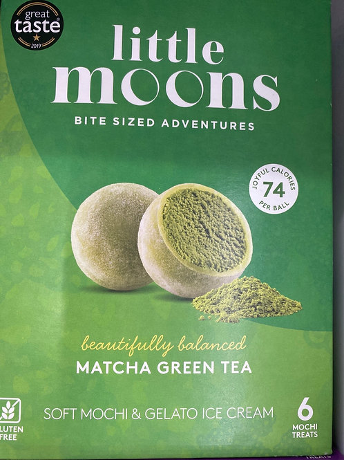 Little Moons Matcha Green Tea Mochi Ice cream (In Store Only)