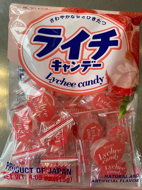 Kasugai Lychee Candy