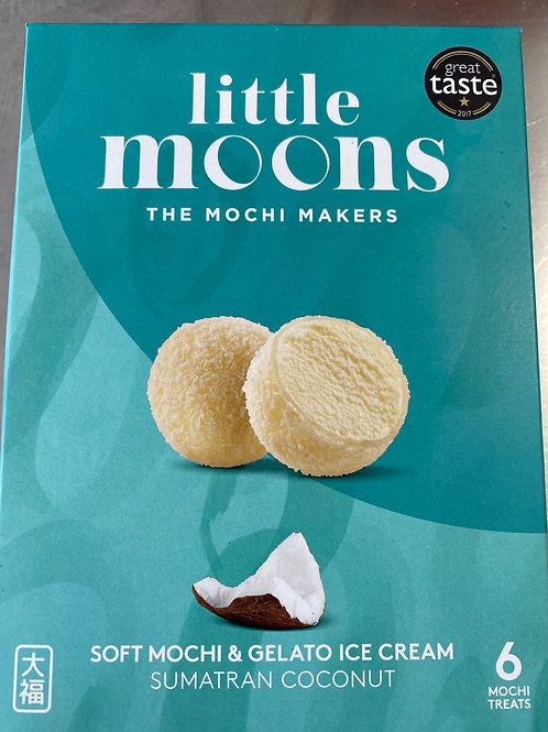 Little Moons Coconut Michi