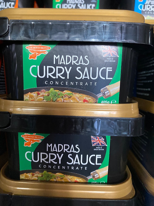 Goldfish Madras Curry Sauce
