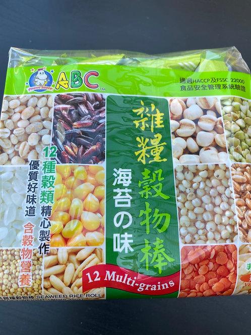 ABC Rice Roll Seaweed 天然谷物棒海苔