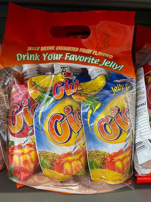 Cici Jelly Drink 6pcs