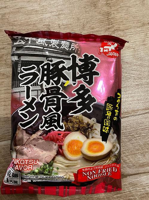 Japanese Ramen Tonkotsu