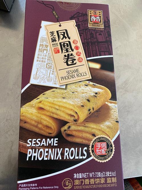 Sesame Phoenix Rolls