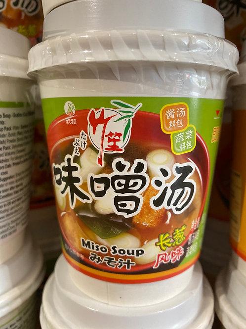 CBL Instant Miso Soup Sacllion Cup