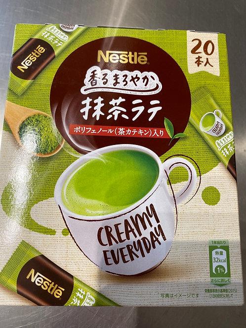 Nestle Matcha Latte 20p