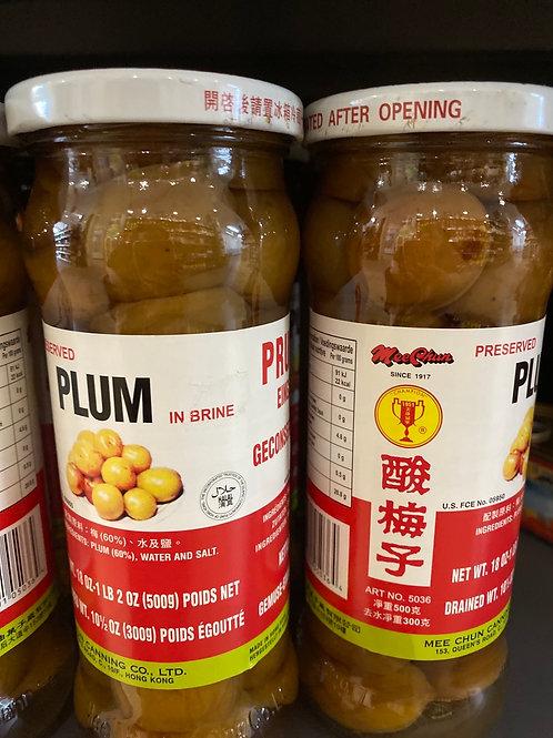 Preserved Plum 酸梅子