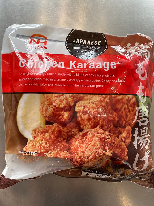 NH Japanese Chicken Karaage 日本唐扬炸鸡块500g