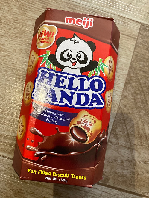 Hello Panda Biscuit With Chocolate