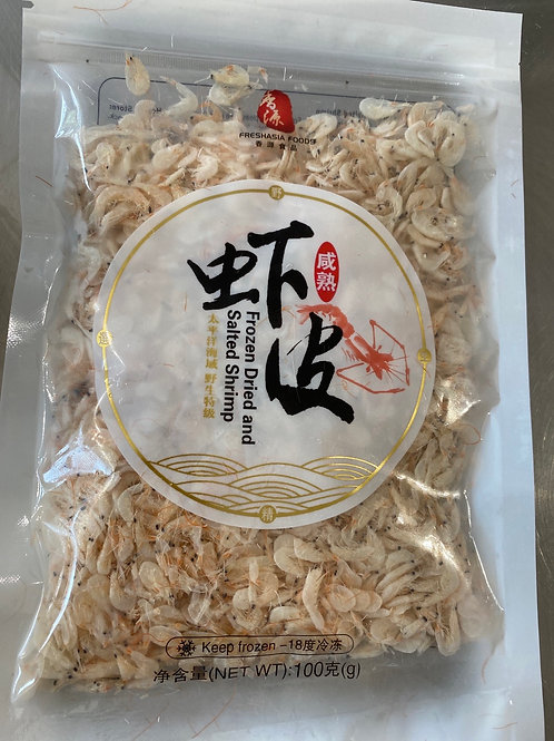 Freshaisa Frozen Dried And Salted Shrimp 虾皮100g
