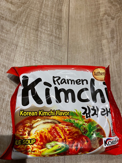 Samyang Kimchi Ramen