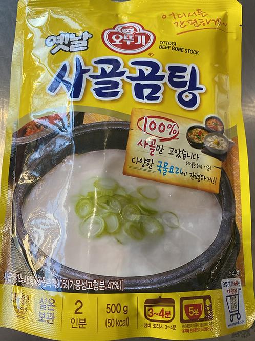 Ottogi Beef Bone Stock 韩式牛骨汤