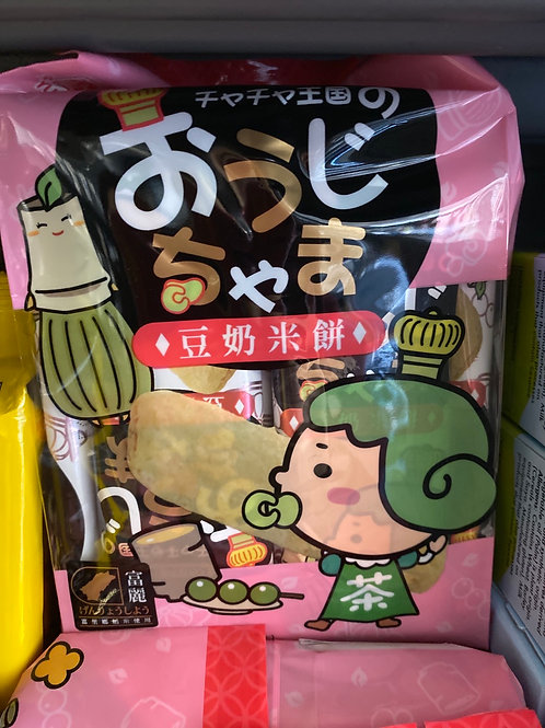 Rice Cracker Soy Milk