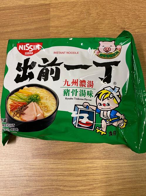 Nissin Instant Noodle Kyushu Tonkotsu Flavour