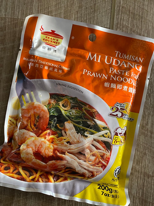 Paste for Shrimp Noodles
