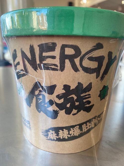 SZR Energy Spicy Vermicelli 食族人麻辣爆肚