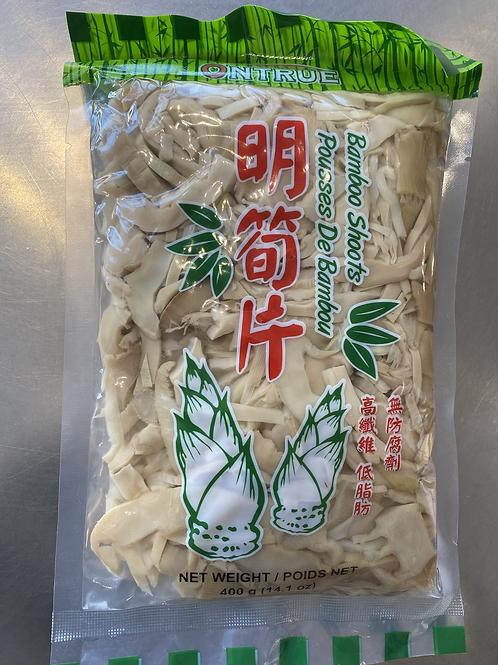 Ontrue Boiled Dried Bamboo Shoot Piece 明笋片400g