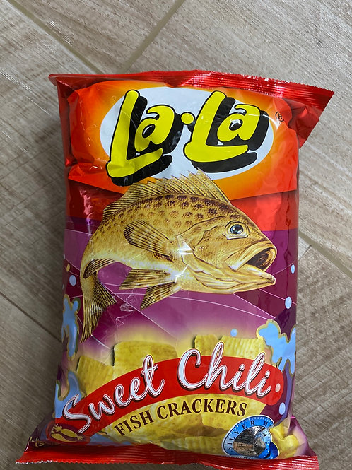 La La Sweet Chilli Fish Cracker