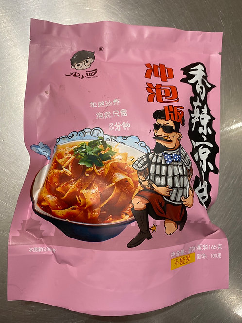 BBX Starch Noodle Chilli Flav 西北香辣凉皮