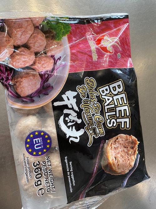 ZD Authentic Beef Balls 牛肉丸 360g