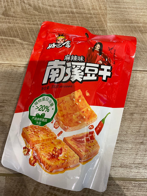 HBS Dried Beancurd Spicy