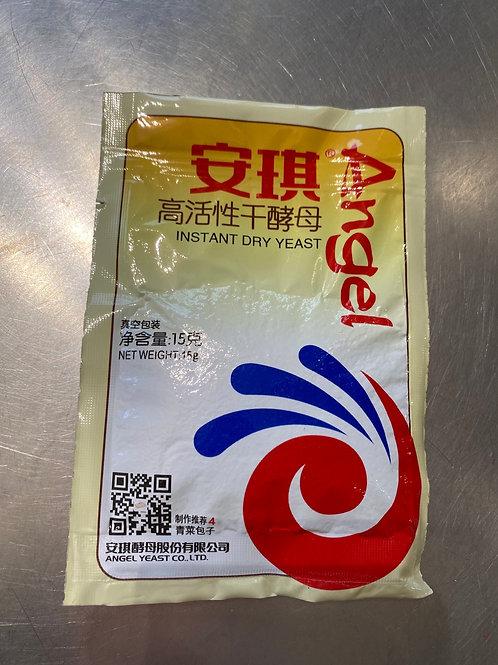 Angle Instant Dry Yeast 安琪高活性干酵母15g
