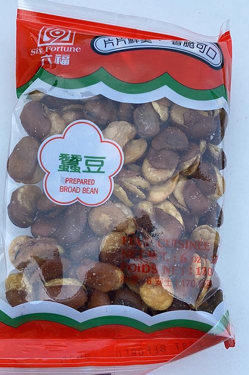 SF Prepared Broad Bean 六福蚕豆